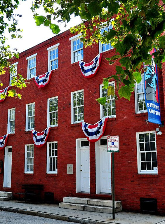The Babe Ruth Birthplace and Museum