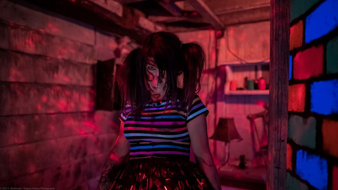 Kims Krypt Haunted House Maryland