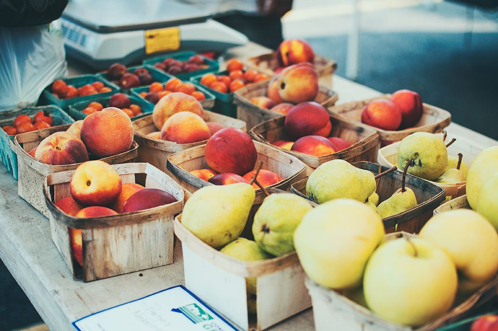 Farmers Markets in Baltimore MD