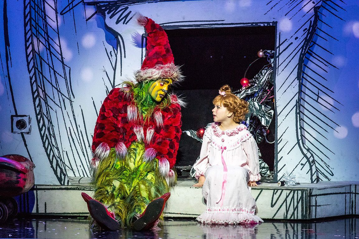 How the Grinch Stole Christmas! The Musical at the National in Washington DC