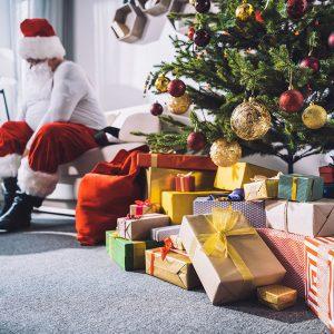 Black Santa Claus visits in Washington DC, Maryland and Virginia