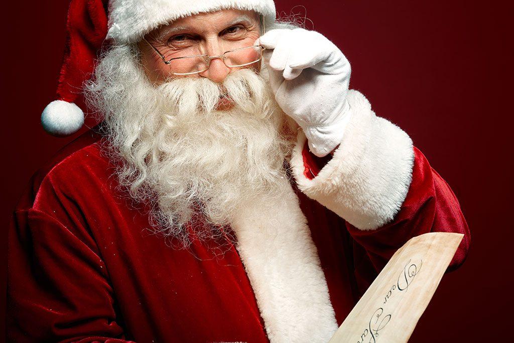 Washington DC Santa Claus